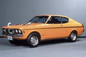 Mitsubishi Colt Galant GTO MR