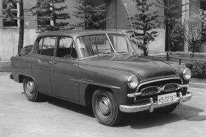 The Story of Toyota Crown: Japan's First Luxury Sedan