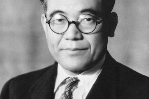 Kiichiro Toyoda, the second president and the de facto founder of the company