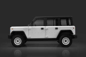 Prototype model for the B1