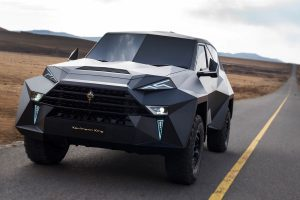 3 Off-Roaders That Have Edgy Shapes