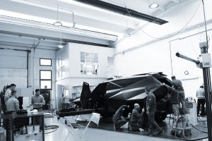 Production facility for the IAT Karlmann King