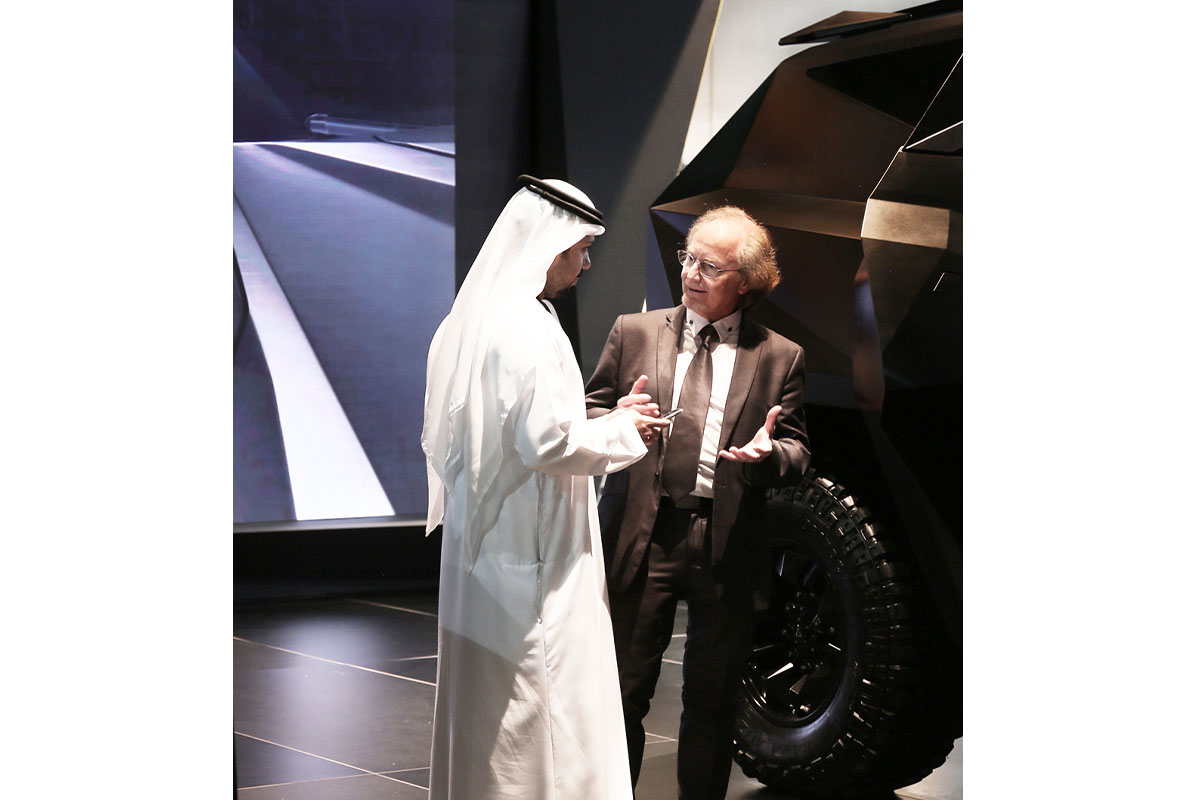 IAT Karlmann King aims for the rich in the Middle East