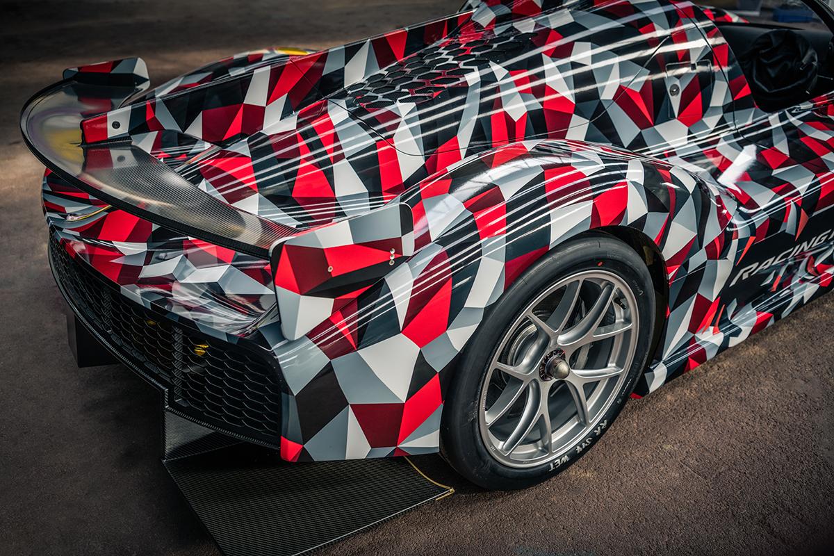 The GR Super Sport, now under development