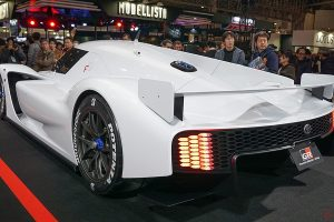 The initial concept for the GR Super Sport