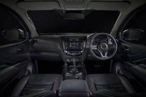 The Nissan Navara