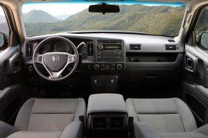 The Honda Ridgeline