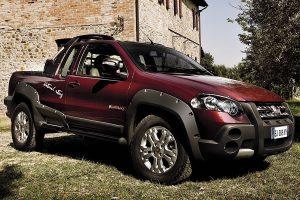 The Fiat Strada