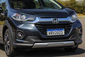 2021 Honda WR-V