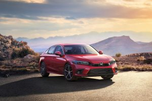 The 2022 Civic Touring