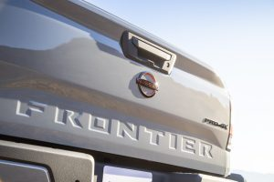 The All-New Nissan Frontier