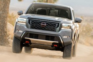 Nissan's All-New 2022 Frontier Now Available in North America