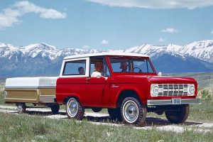 The very first Bronco