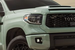 The all-new Tundra is expected to be revealed this fall