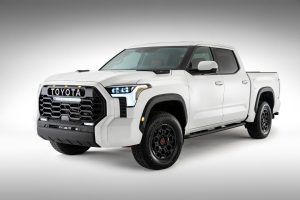 The all-new Tundra, coming this fall