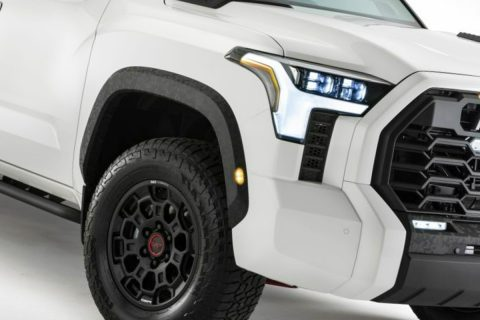 Toyota Teases Next-Gen Tundra Pickup with Additional Photos