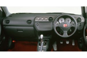 The 4th generation Integra Type R