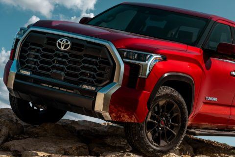 Toyota Finally Unveils The 2022 Tundra With New Hybrid Engine