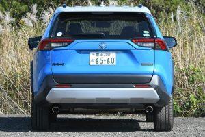 The Toyota RAV4