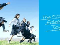 Hondaの社会貢献活動 「The Power of Teen」