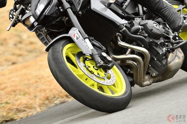 タイヤ バイク