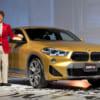 香取慎吾氏とBMW X2の初コラボ 新型BMW X2スペシャル・コンセプト・ムービー公開