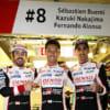 トヨタ、フロントロー独占! ル・マン20回目の挑戦で頂点を目指す!