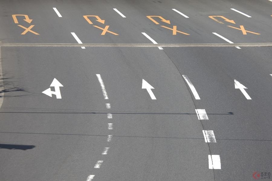 第二通行帯走行はNG 原付バイクの走る車線と、走れない道 | くるまの ...