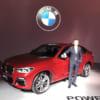 BMW 新型「X4」を発売 エレガントかつダイナミックに変身したスポーツアクティビティクーペ
