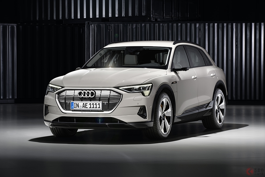 アウディ初の電気自動車SUV 新型「e-tron」を発表 今後12車種の電気自動車も発売予定