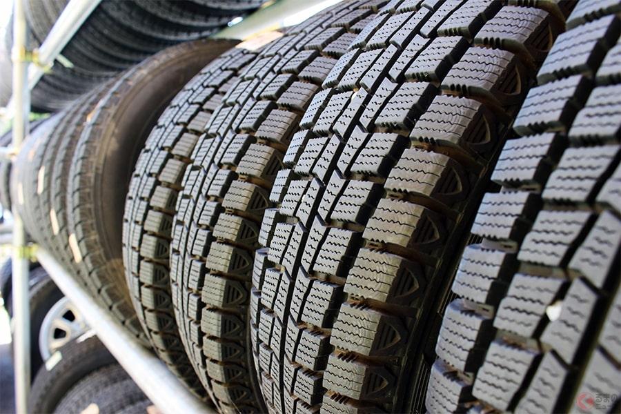 冬タイヤの購入・交換の適切な時期を知ることでお得に効率良く履き替えることが可能
