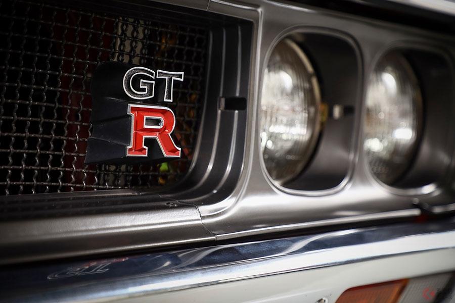 日産「スカイライン 2000 GT-R(KPGC110)」1973年