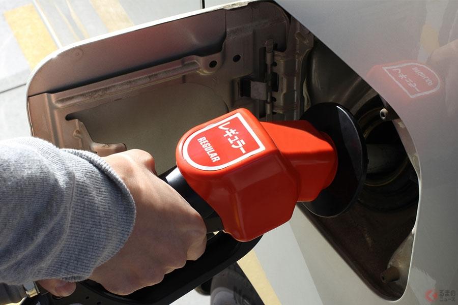 課税 重 ガソリン 二