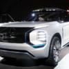 三菱もSUV攻勢! これは新型パジェロスポーツ!? 3列SUVコンセプトが示唆する事とは