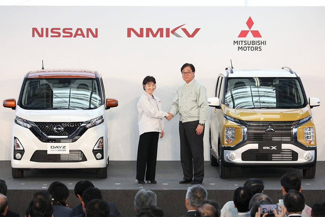 ハイトワゴンには日産・三菱の共同開発車となる日産「デイズ」や三菱「eKワゴン/eKクロス」