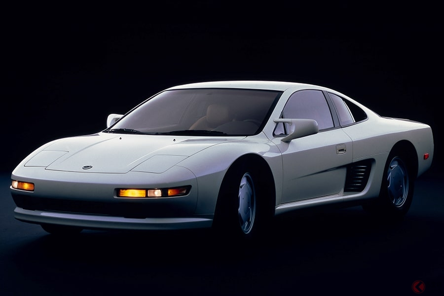 欧州のスポーツカーに匹敵する性能が目標だった「MID4 II」