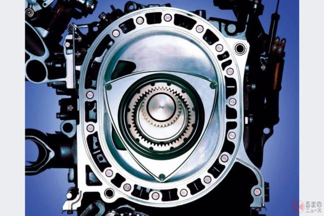 オイル ロータリー エンジン