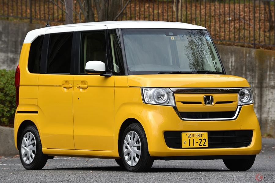 人気の軽自動車売れすぎ注意? 販売好調の陰には日本の不安な将来像が ...