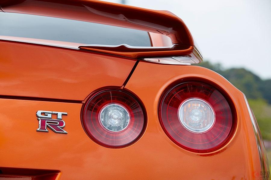 日産「GT-R 2018年モデル(R35型)」