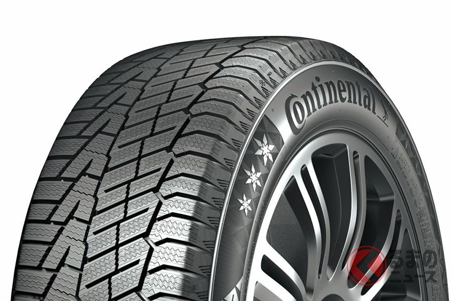 コンチネンタルの新スタッドレスタイヤ「ノースコンタクトNC6」