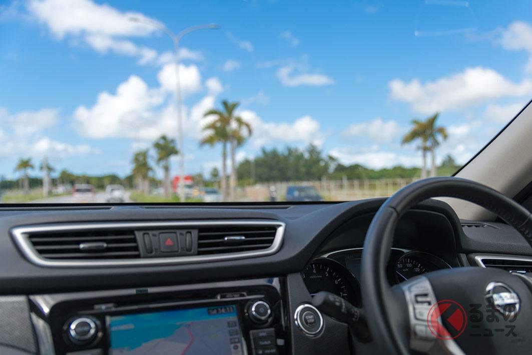 暑い夏の日と寒い冬の日は、どちらが燃費が悪くなるのか?