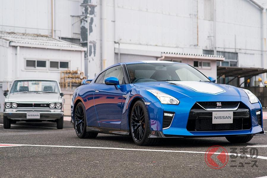 6代目「GT-R」と初代「スカイラインGT-R」は、どちらも世界中にファンが多いモデル