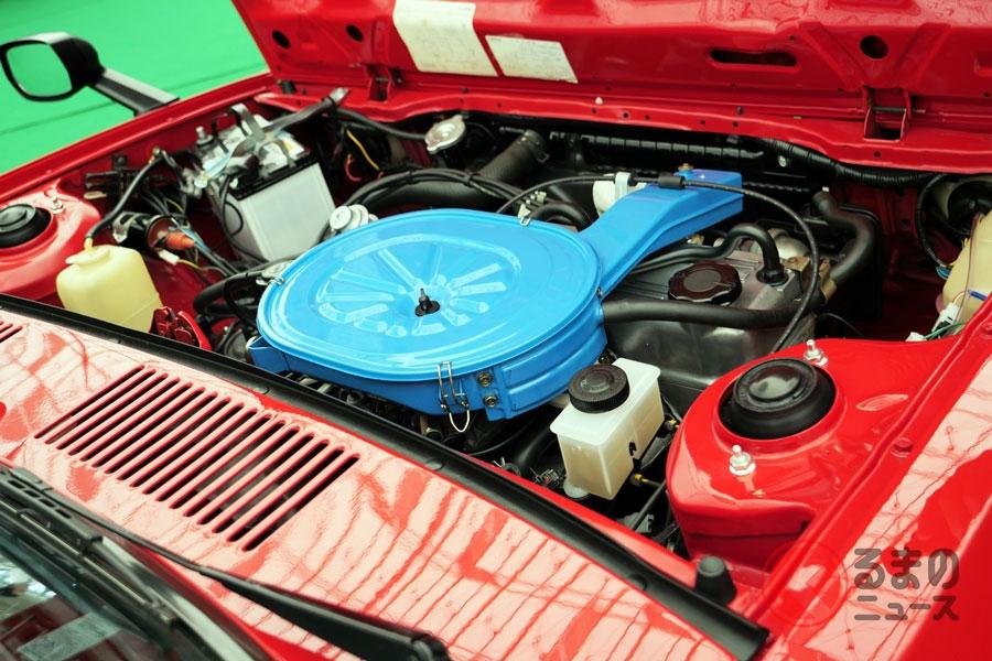 エンジン出力と排気量はどのように関係しているのか