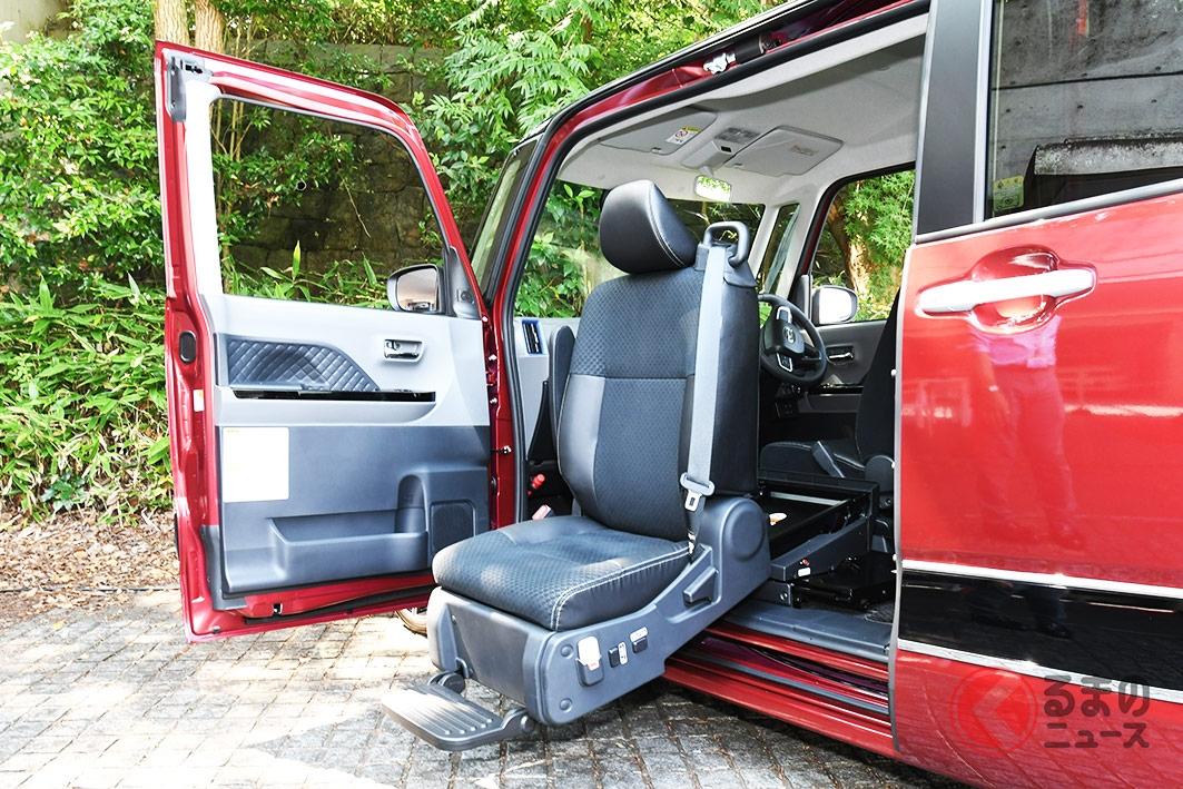 新型タントは子育て層からシニア層まで幅広いユーザーに使いやすい軽自動車