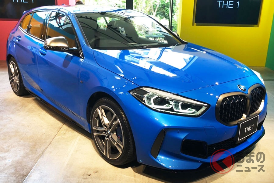 BMW新型「1シリーズ」
