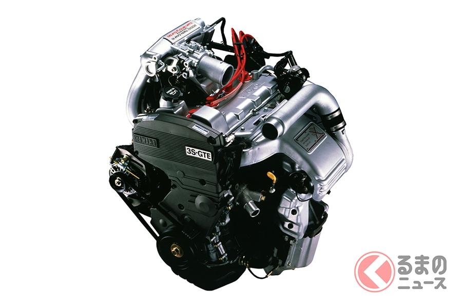 トヨタ 3S-GTE