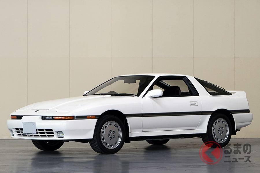 ハイクオリティなスポーツカーとして日米でヒットした「スープラ」