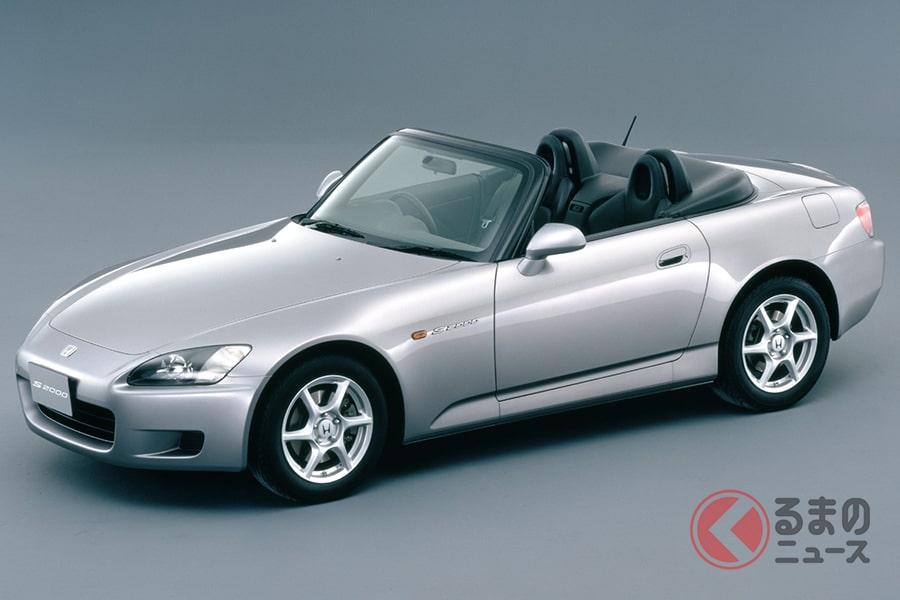 とくに初期型が至高のエンジンだった「S2000」