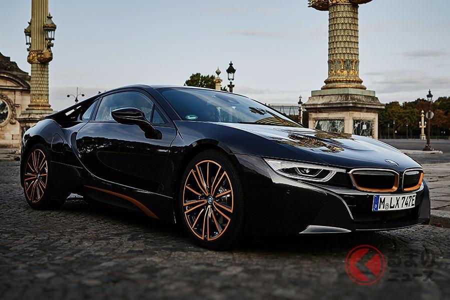 BMW i8クーペの特別限定車「BMW i8アルティメット・ソフィスト・エディション」