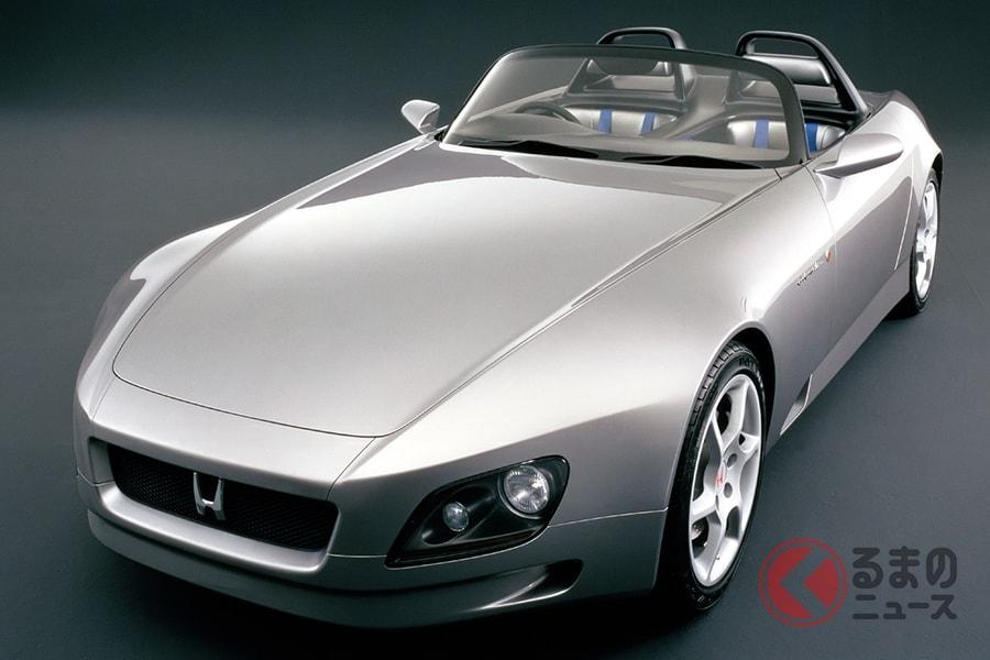 待望のホンダ製FR車として期待が高かった「SSM」